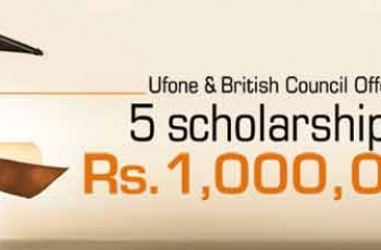Scholarships details with book
