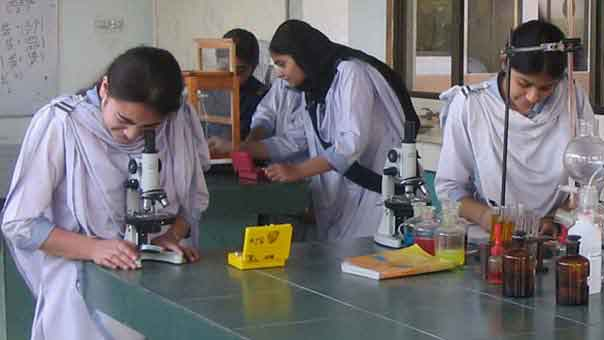 Best And Top Rated College For Girls In Karachi