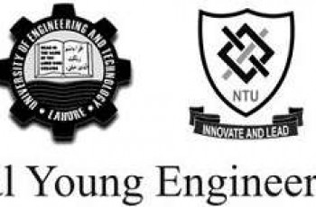 1st international young engineer convention logo