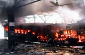 Jaffar Express train attack