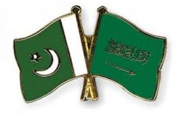 Saudi Arabia and Pakistan