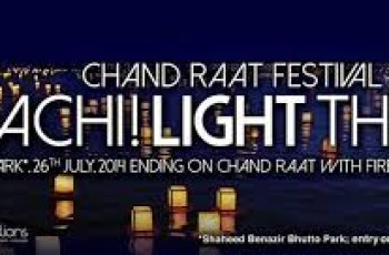 karachi chaand raat festival