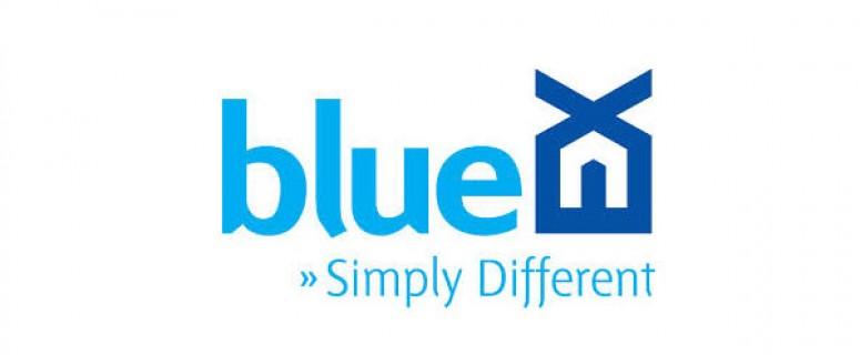 BLUE EX Courier