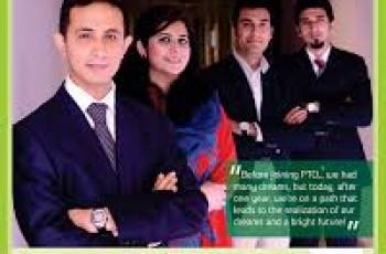 ptcl internship program poster