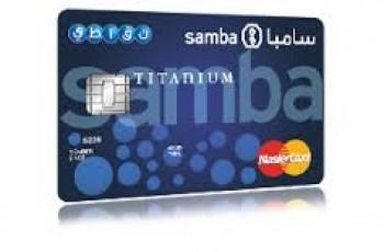samba credit card logo