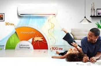 LG mosquito away AC