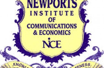 newports university logo