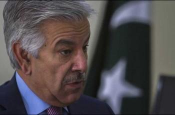 dedefense minister of Pakistan