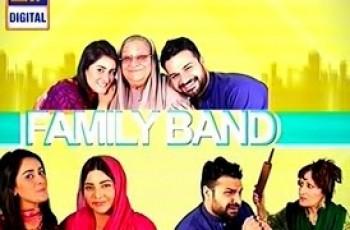 family band drama