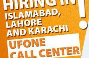 ufone call centre