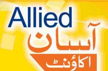 Allied Asaan Account