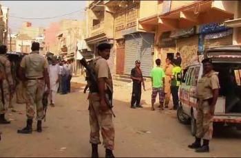 Search operation Karachi
