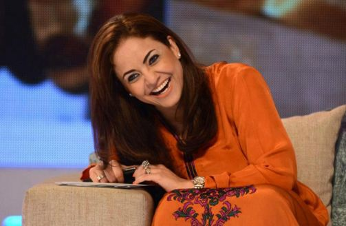 Nadia Khan Comes Back To Geo TV  Will Host Morning Show?