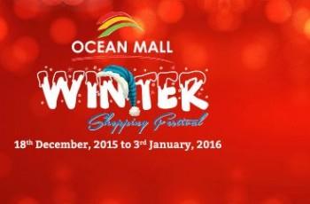 Ocean Winter Shopping Festival