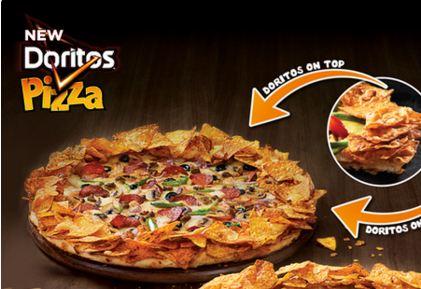 Pizza Hut Launches Doritos Pizza In Pakistan