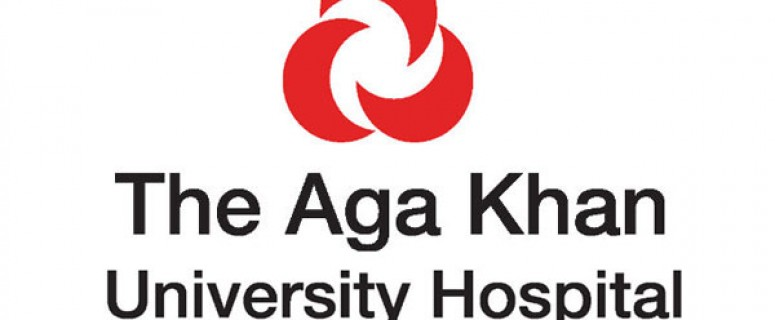 aga khan hospital logo