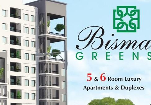 Bisma Greens Gulistan-E-Jauhar, Block-15, Karachi Booking Starts