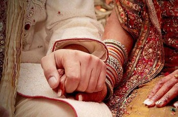 husband wife hands