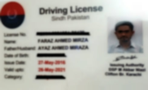 Driving License In Karachi Procedure And Required Documents
