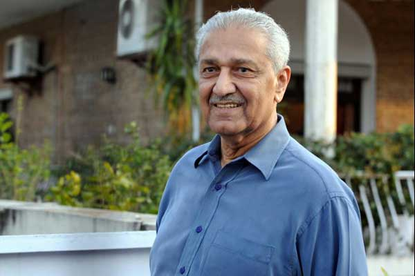 Dr Abdul Qadeer Khan Talks About Nuclear Bomb Of Pakistan