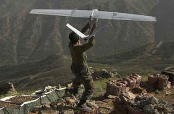 occupied kashmir drones