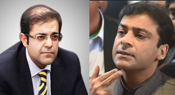 Shahbaz Sharif sons