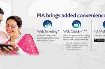 PIA check-in