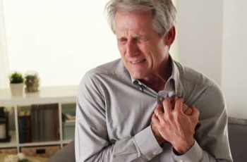 old man chest pain