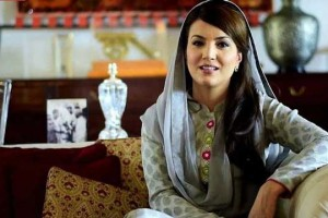 ex-wife of Imran Khan