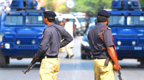 Police officers of sindh