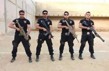 Special Security Unit commandos