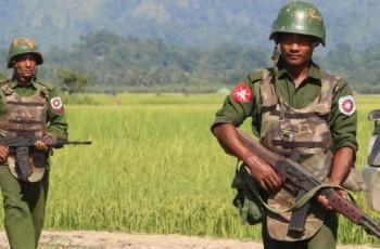 burmese soldier