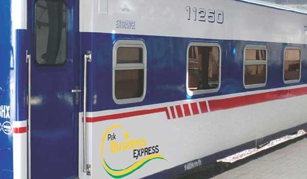 Pak Business Train