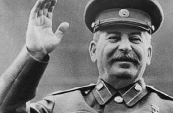 soviet leader stalin
