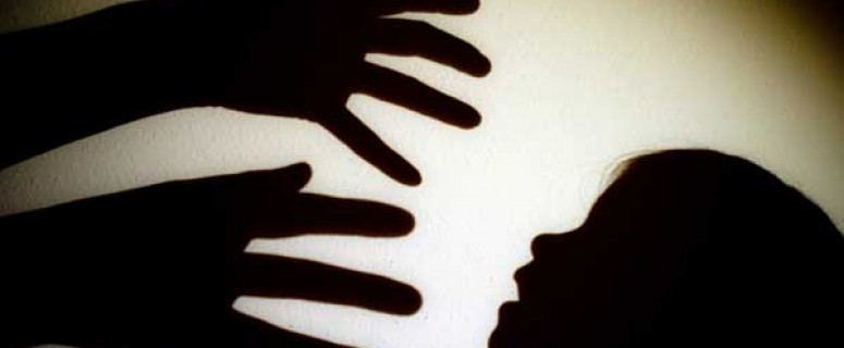 child and hands shadow graphics