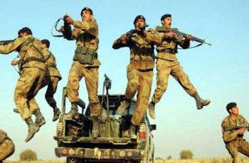 pak armed forces