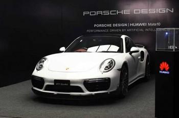 HUAWEI MATE 10 - Porsche Design Launch event