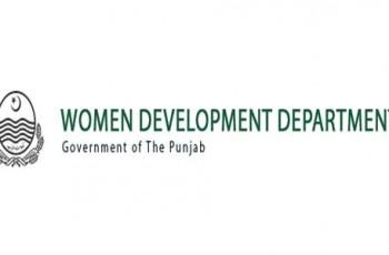 logo of Women Development Department