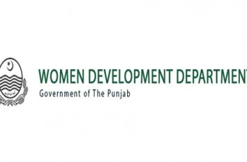 logo of Women Development Department