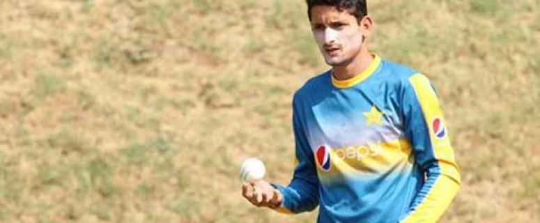 Pakistani cricketer ghulam mudassar
