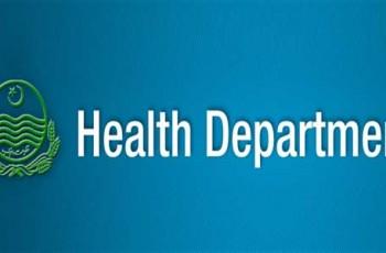 pUNJAB-hEALTH-DEPARTMENT