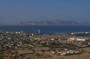 coastal city gwadar