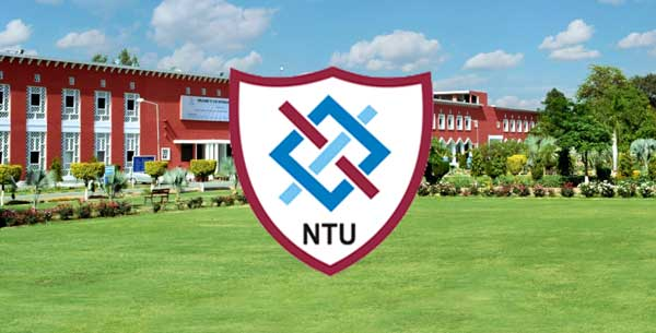 NTU Logo & campus