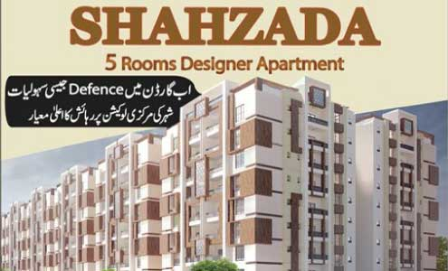 Shahzada Sweet Towers Karachi Flat Prices & Location