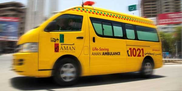Aman Ambulance Contact Number & Helpline