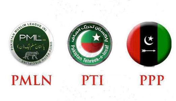 pakistani political parties flag