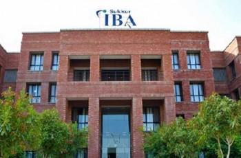 IBA Sukkur Building