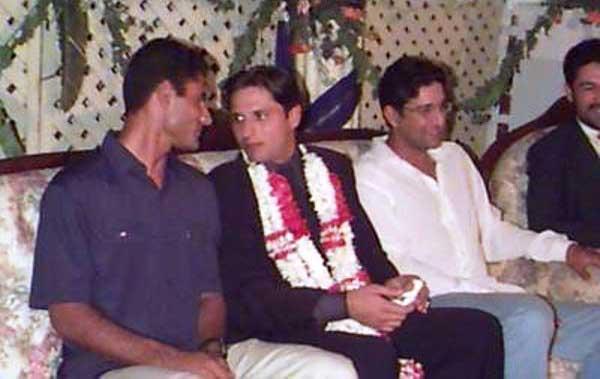 shahid afridi marriage