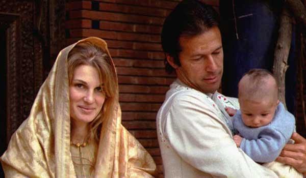 jemima khan with her ex husband