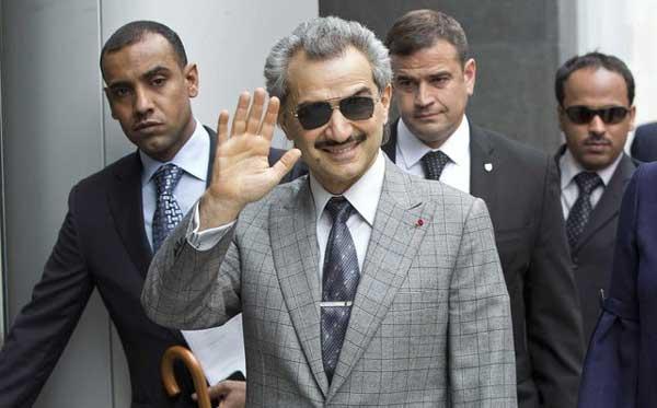 saudi prince waleed